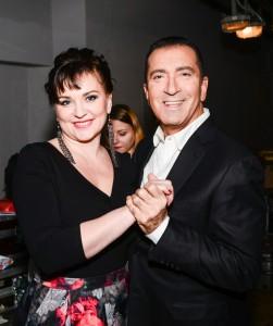 Елена с Александром Буйновым