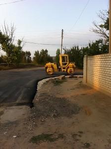 ТОС «Центральный посёлка Новая Надежда» больше половины выделенной ему суммы потратил на ремонт дороги